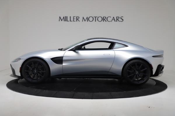 New 2020 Aston Martin Vantage Coupe for sale Sold at Bugatti of Greenwich in Greenwich CT 06830 24