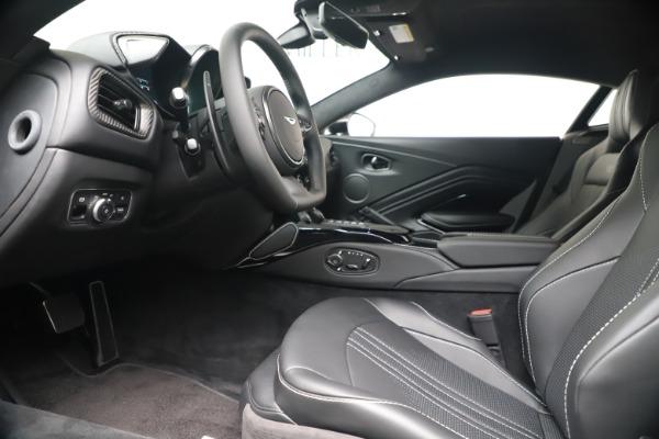 New 2020 Aston Martin Vantage Coupe for sale Sold at Bugatti of Greenwich in Greenwich CT 06830 27