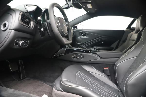 New 2020 Aston Martin Vantage Coupe for sale Sold at Bugatti of Greenwich in Greenwich CT 06830 28