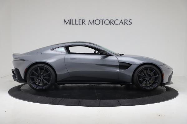 New 2020 Aston Martin Vantage Coupe for sale Sold at Bugatti of Greenwich in Greenwich CT 06830 11