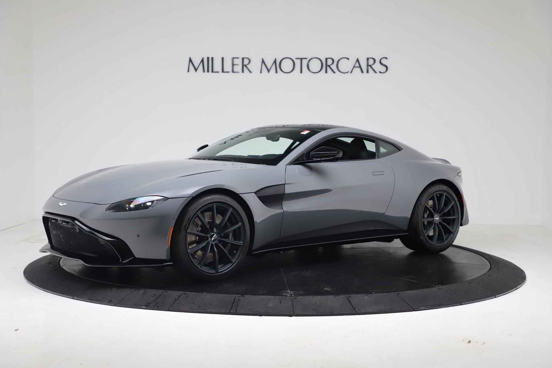 New 2020 Aston Martin Vantage Coupe for sale Sold at Bugatti of Greenwich in Greenwich CT 06830 1
