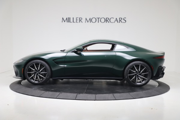 New 2020 Aston Martin Vantage Coupe for sale Sold at Bugatti of Greenwich in Greenwich CT 06830 12