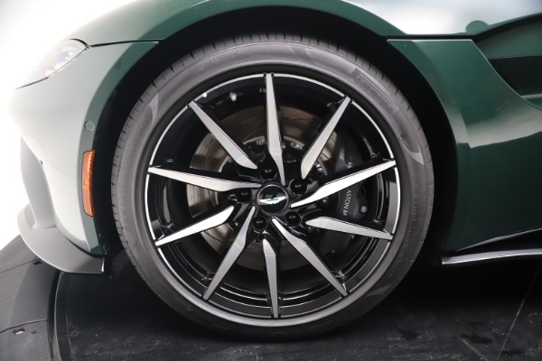 New 2020 Aston Martin Vantage Coupe for sale Sold at Bugatti of Greenwich in Greenwich CT 06830 18
