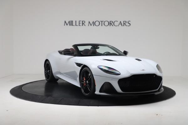 New 2020 Aston Martin DBS Superleggera Volante Convertible for sale Sold at Bugatti of Greenwich in Greenwich CT 06830 10
