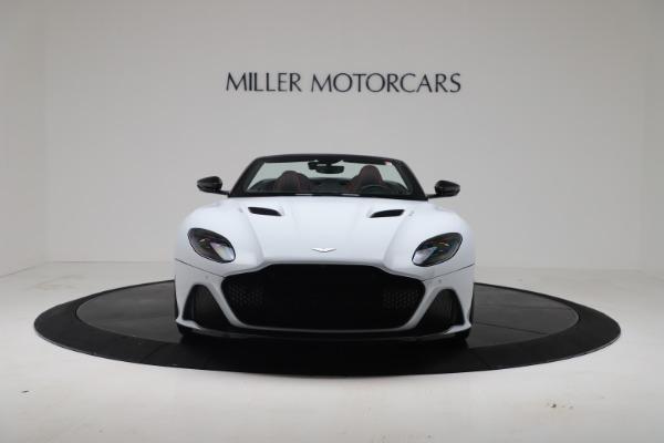 New 2020 Aston Martin DBS Superleggera Volante Convertible for sale Sold at Bugatti of Greenwich in Greenwich CT 06830 11