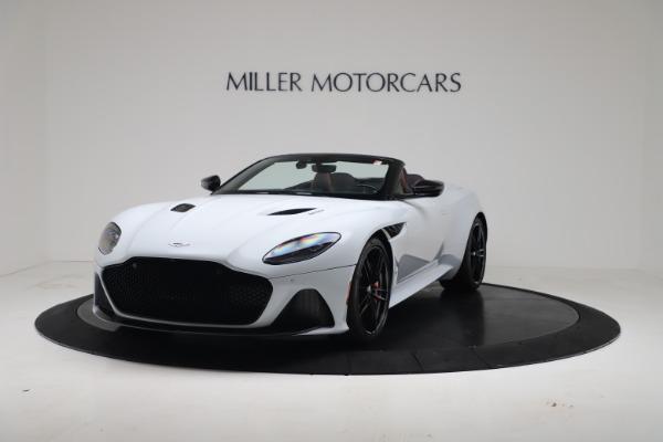 New 2020 Aston Martin DBS Superleggera Volante Convertible for sale Sold at Bugatti of Greenwich in Greenwich CT 06830 12
