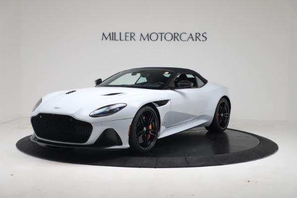 New 2020 Aston Martin DBS Superleggera Volante Convertible for sale Sold at Bugatti of Greenwich in Greenwich CT 06830 13