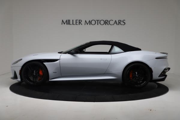 New 2020 Aston Martin DBS Superleggera Volante Convertible for sale Sold at Bugatti of Greenwich in Greenwich CT 06830 14