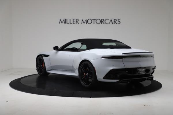 New 2020 Aston Martin DBS Superleggera Volante Convertible for sale Sold at Bugatti of Greenwich in Greenwich CT 06830 15