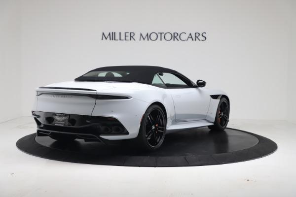 New 2020 Aston Martin DBS Superleggera Volante Convertible for sale Sold at Bugatti of Greenwich in Greenwich CT 06830 16