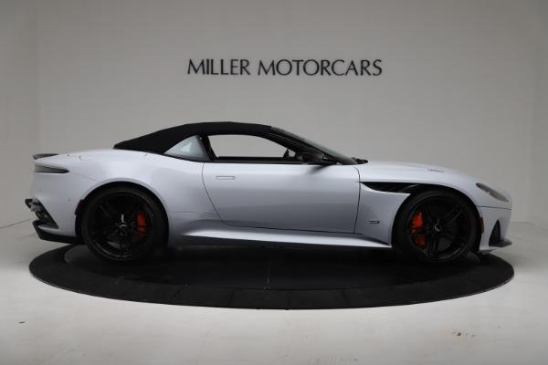 New 2020 Aston Martin DBS Superleggera Volante Convertible for sale Sold at Bugatti of Greenwich in Greenwich CT 06830 17