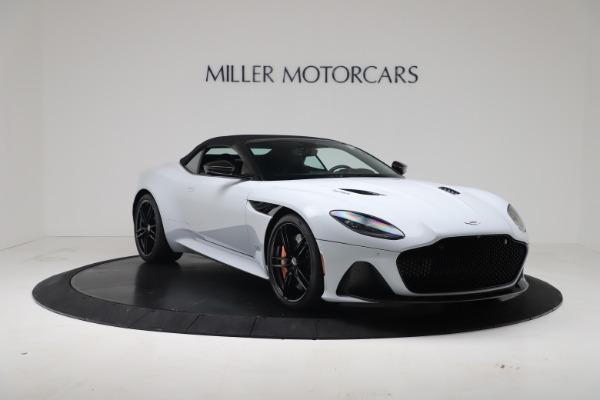 New 2020 Aston Martin DBS Superleggera Volante Convertible for sale Sold at Bugatti of Greenwich in Greenwich CT 06830 18