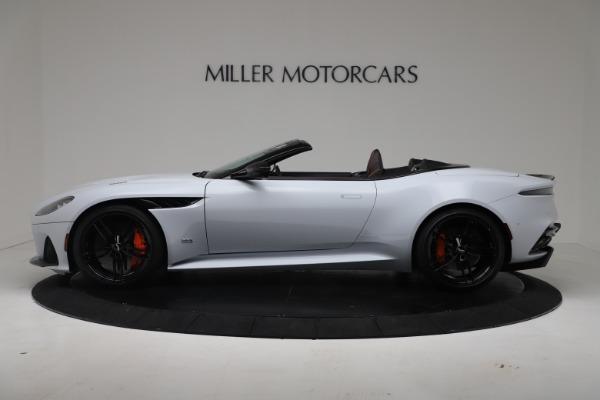New 2020 Aston Martin DBS Superleggera Volante Convertible for sale Sold at Bugatti of Greenwich in Greenwich CT 06830 2