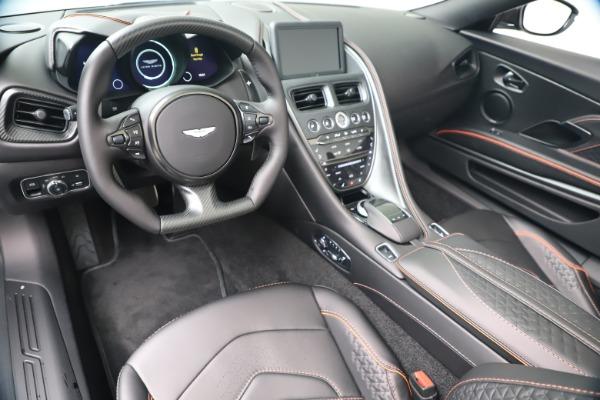 New 2020 Aston Martin DBS Superleggera Volante Convertible for sale Sold at Bugatti of Greenwich in Greenwich CT 06830 20