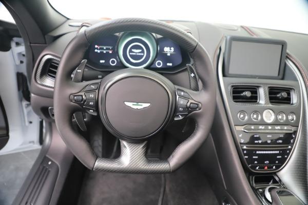 New 2020 Aston Martin DBS Superleggera Volante Convertible for sale Sold at Bugatti of Greenwich in Greenwich CT 06830 21