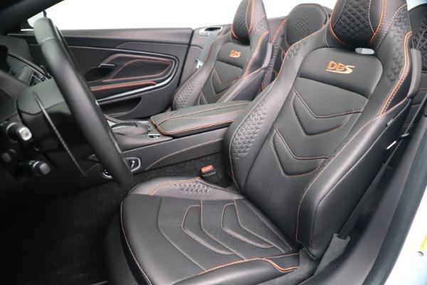 New 2020 Aston Martin DBS Superleggera Volante Convertible for sale Sold at Bugatti of Greenwich in Greenwich CT 06830 22