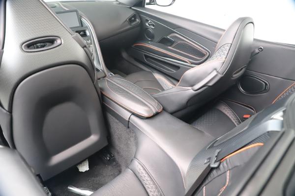 New 2020 Aston Martin DBS Superleggera Volante Convertible for sale Sold at Bugatti of Greenwich in Greenwich CT 06830 25