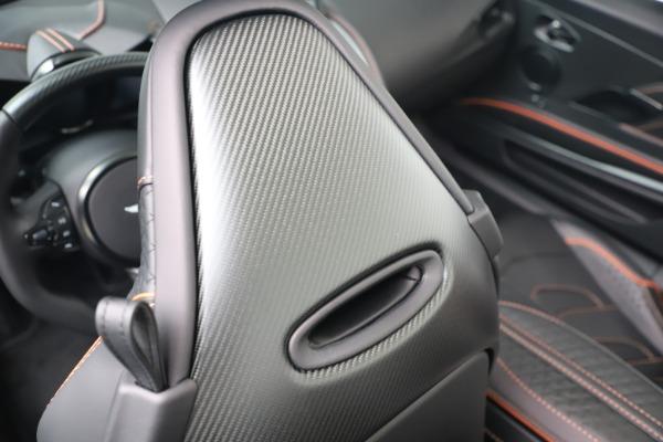 New 2020 Aston Martin DBS Superleggera Volante Convertible for sale Sold at Bugatti of Greenwich in Greenwich CT 06830 26
