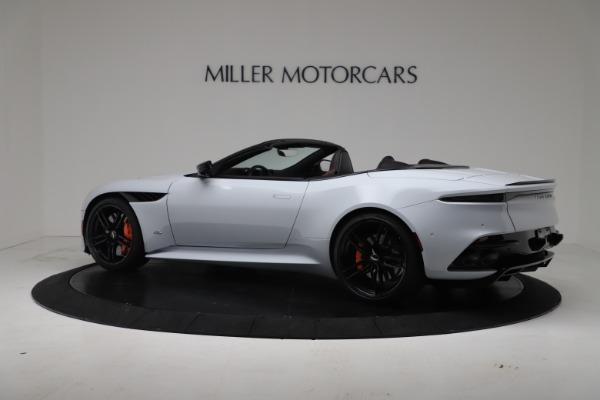 New 2020 Aston Martin DBS Superleggera Volante Convertible for sale Sold at Bugatti of Greenwich in Greenwich CT 06830 3