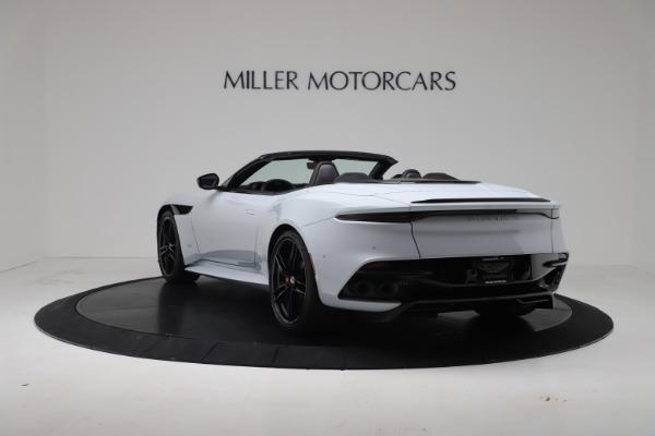 New 2020 Aston Martin DBS Superleggera Volante Convertible for sale Sold at Bugatti of Greenwich in Greenwich CT 06830 4