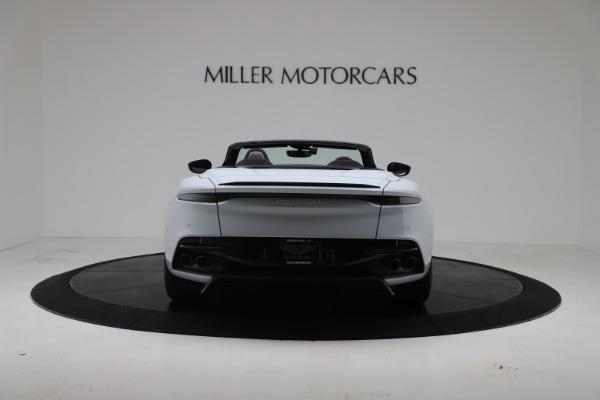 New 2020 Aston Martin DBS Superleggera Volante Convertible for sale Sold at Bugatti of Greenwich in Greenwich CT 06830 5