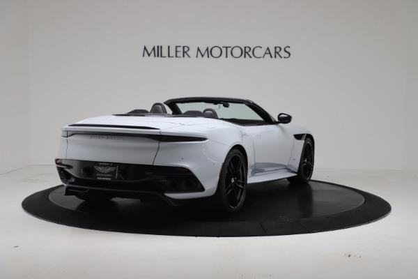 New 2020 Aston Martin DBS Superleggera Volante Convertible for sale Sold at Bugatti of Greenwich in Greenwich CT 06830 6