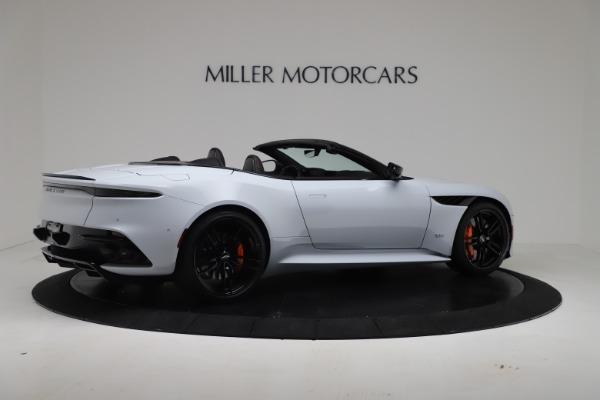 New 2020 Aston Martin DBS Superleggera Volante Convertible for sale Sold at Bugatti of Greenwich in Greenwich CT 06830 7