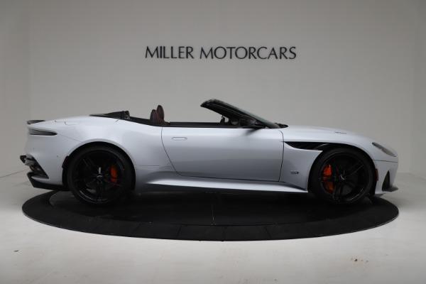 New 2020 Aston Martin DBS Superleggera Volante Convertible for sale Sold at Bugatti of Greenwich in Greenwich CT 06830 8