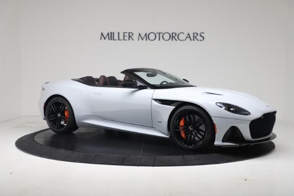 New 2020 Aston Martin DBS Superleggera Volante Convertible for sale Sold at Bugatti of Greenwich in Greenwich CT 06830 9