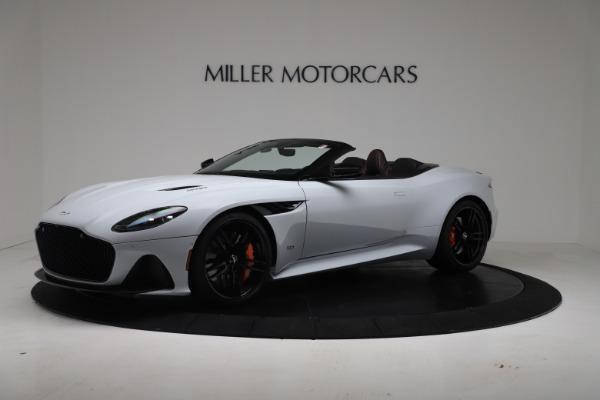 New 2020 Aston Martin DBS Superleggera Volante Convertible for sale Sold at Bugatti of Greenwich in Greenwich CT 06830 1
