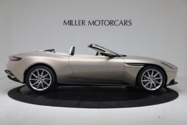 New 2020 Aston Martin DB11 Volante Convertible for sale $255,556 at Bugatti of Greenwich in Greenwich CT 06830 11