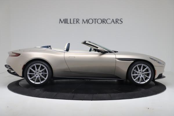 New 2020 Aston Martin DB11 Volante Convertible for sale $255,556 at Bugatti of Greenwich in Greenwich CT 06830 12