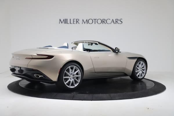 New 2020 Aston Martin DB11 Volante Convertible for sale $255,556 at Bugatti of Greenwich in Greenwich CT 06830 13