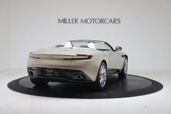 New 2020 Aston Martin DB11 Volante Convertible for sale $255,556 at Bugatti of Greenwich in Greenwich CT 06830 15