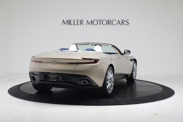 New 2020 Aston Martin DB11 Volante Convertible for sale $255,556 at Bugatti of Greenwich in Greenwich CT 06830 16