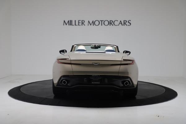 New 2020 Aston Martin DB11 Volante Convertible for sale $255,556 at Bugatti of Greenwich in Greenwich CT 06830 18
