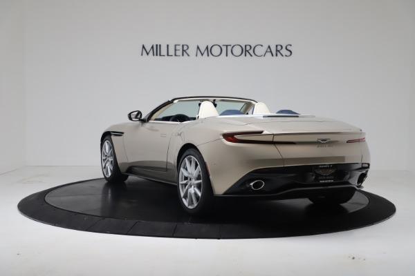 New 2020 Aston Martin DB11 Volante Convertible for sale $255,556 at Bugatti of Greenwich in Greenwich CT 06830 19