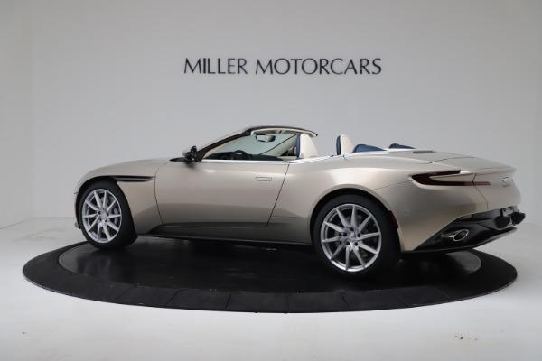 New 2020 Aston Martin DB11 Volante Convertible for sale $255,556 at Bugatti of Greenwich in Greenwich CT 06830 21