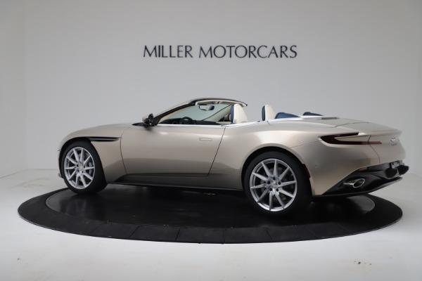 New 2020 Aston Martin DB11 Volante Convertible for sale $255,556 at Bugatti of Greenwich in Greenwich CT 06830 22