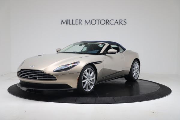 New 2020 Aston Martin DB11 Volante Convertible for sale $255,556 at Bugatti of Greenwich in Greenwich CT 06830 25
