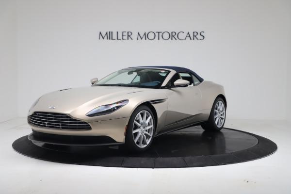 New 2020 Aston Martin DB11 Volante Convertible for sale $255,556 at Bugatti of Greenwich in Greenwich CT 06830 26