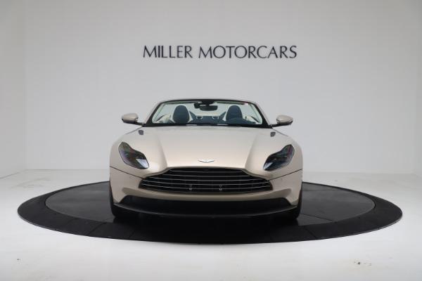 New 2020 Aston Martin DB11 Volante Convertible for sale $255,556 at Bugatti of Greenwich in Greenwich CT 06830 5