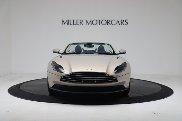 New 2020 Aston Martin DB11 Volante Convertible for sale $255,556 at Bugatti of Greenwich in Greenwich CT 06830 6