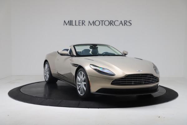 New 2020 Aston Martin DB11 Volante Convertible for sale $255,556 at Bugatti of Greenwich in Greenwich CT 06830 7