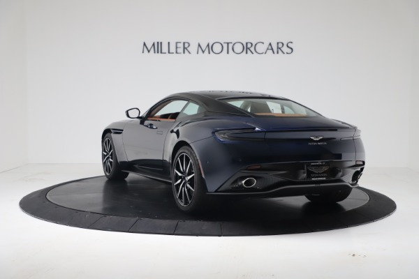 New 2020 Aston Martin DB11 V8 Coupe for sale $231,691 at Bugatti of Greenwich in Greenwich CT 06830 10