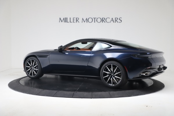 New 2020 Aston Martin DB11 V8 Coupe for sale $231,691 at Bugatti of Greenwich in Greenwich CT 06830 11