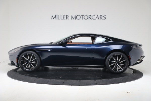 New 2020 Aston Martin DB11 V8 Coupe for sale $231,691 at Bugatti of Greenwich in Greenwich CT 06830 12