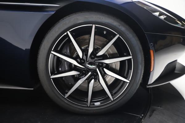 Used 2020 Aston Martin DB11 V8 Coupe for sale $199,990 at Bugatti of Greenwich in Greenwich CT 06830 13