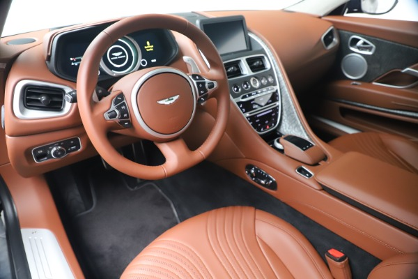 New 2020 Aston Martin DB11 V8 Coupe for sale $231,691 at Bugatti of Greenwich in Greenwich CT 06830 14