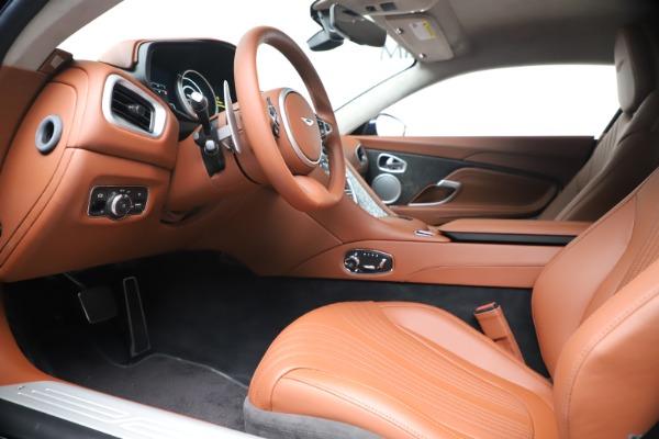 Used 2020 Aston Martin DB11 V8 Coupe for sale $199,990 at Bugatti of Greenwich in Greenwich CT 06830 15